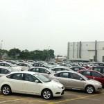 thị trường ô tô, DN ô tô, phân khúc xe nhỏ, dung tích xi lanh, giá xe giảm, thuế suất thuế tiêu thụ đặc biệt, thuế suất thuế nhập khẩu, nhập khẩu từ Asean, lắp ráp trong nước.